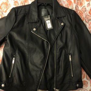 Primark leather jacket
